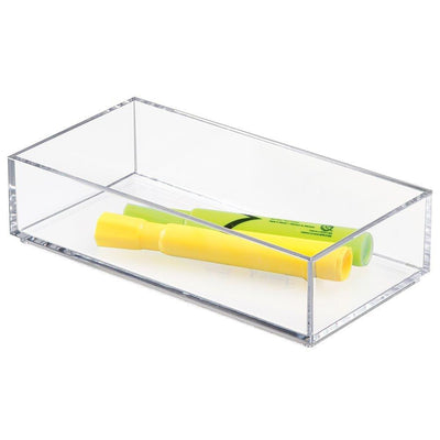 InterDesign Clarity Drawer Organizer 4 x 8 x2
