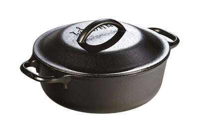 Lodge Dutch Oven Black, 2Qt