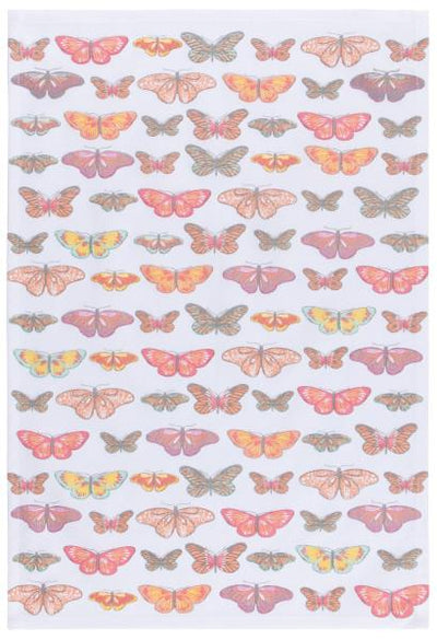 Now Designs Bees & Butterflies Dish Towel - Assorted