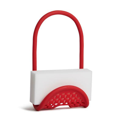 Umbra Sling Sink Caddy, Red