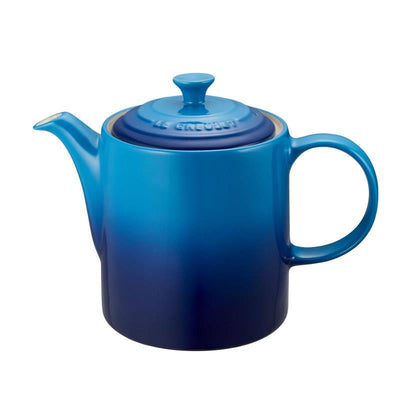 Le Creuset Cafe Collection Teapot, Blueberry