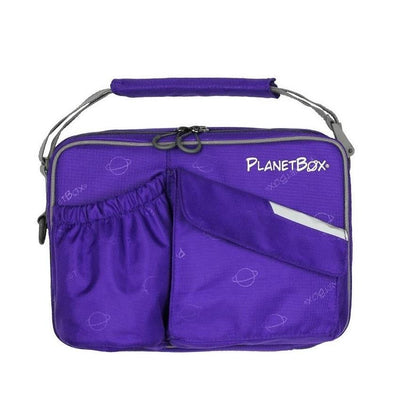 PlanetBox Carry Lunch Bag, Rocket Red