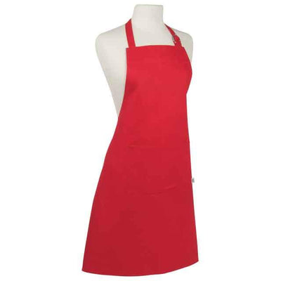 Now Designs Basic Apron, Red