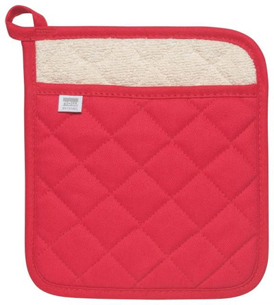 Now Designs Potholder Basic Superior Red