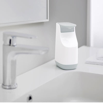 Grey,  Joseph Joseph Slim Compact Soap Dispenser