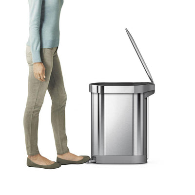 Simplehuman Slim 45L Step Can