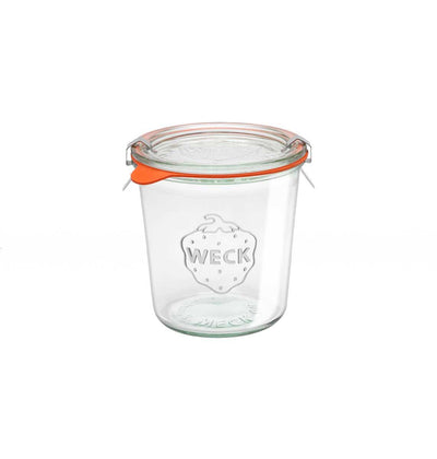 0.5L Large Weck Glass Mold Jar