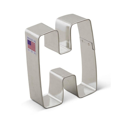 Ann Clark Letters H Cookie Cutter