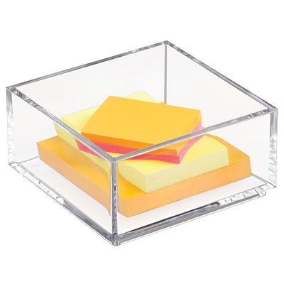 InterDesign Clarity Drawer Organizer 4 x 4 x 2