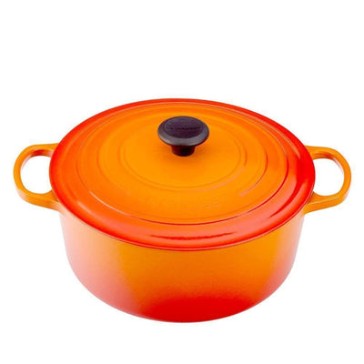 Blueberry, Le Creuset Round French Oven