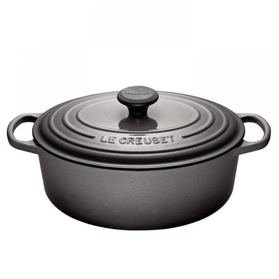 Le Creuset Oval French Oven, Blueberry