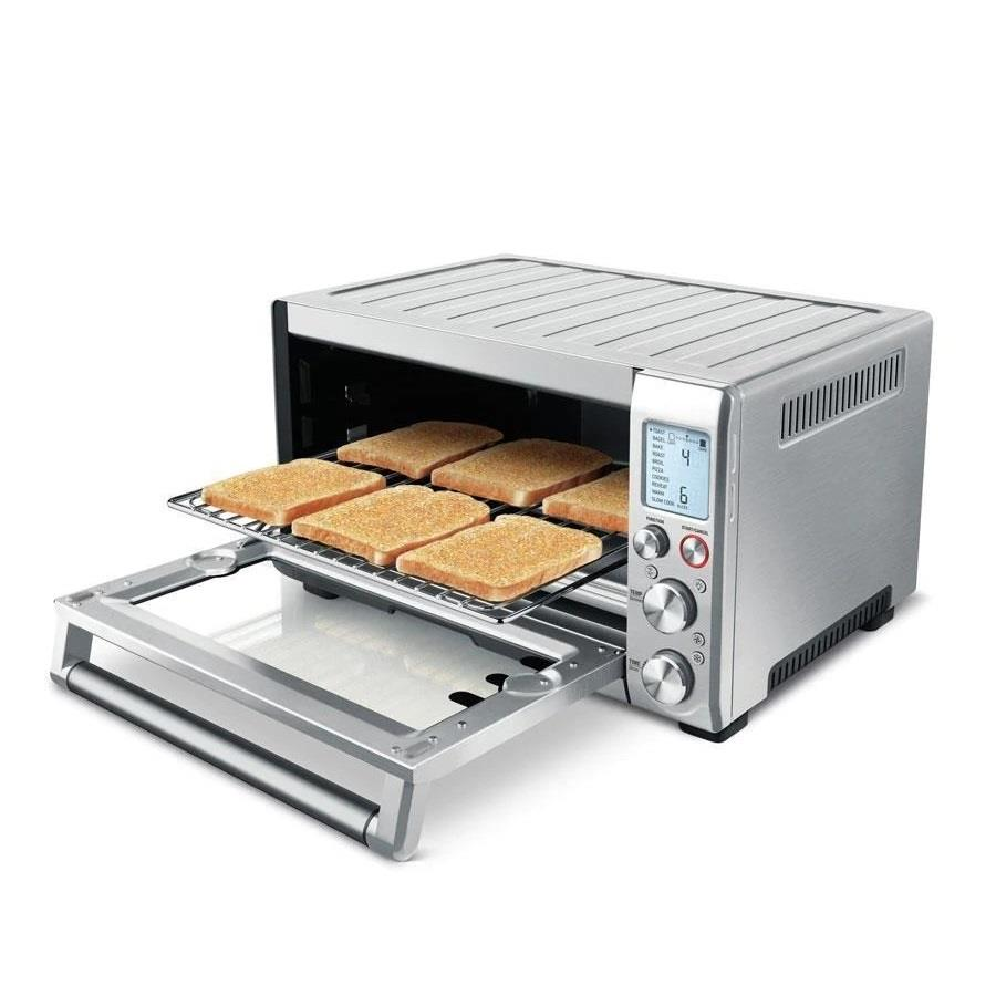 Breville Convection Oven Smart Pro Bov845bss Iq Living