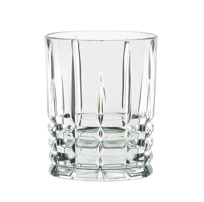 Nachtmann Highland Tartan Whiskey Tumbler Crystal Glasses Set