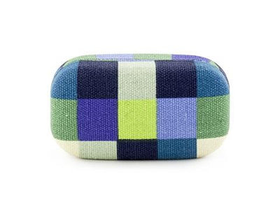 Kikkerland Travel Case Plaid