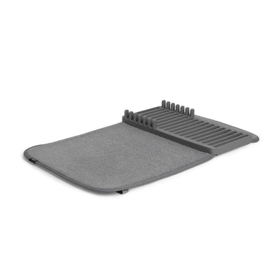 Umbra Udry Drying Mat Mini, Charcoal