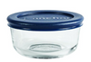 Anchor Hocking Classic Round Glass Food Storage Container