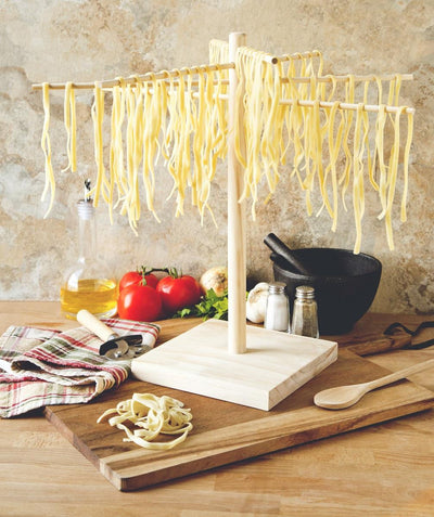 Fox Run Pasta Drying Rack Wood
