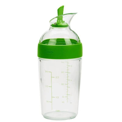 OXO Good Grips Salad Dressing Shaker, Small Green