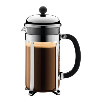 bodum chambord french press coffee maker 8 cups