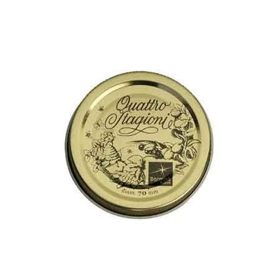 Bormioli Quattro Stagioni Replacement Jar Caps Sets