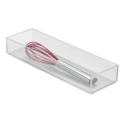 InterDesign Clarity Drawer Organizer 14x 12 x 2