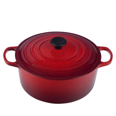 Cherry Cerise  Le Creuset Round French Oven