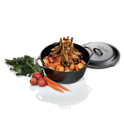 Lodge Dutch Oven Black, 5 Qt