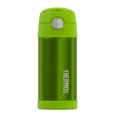 Lime Thermos FUNtainer Insulated Water Bottle