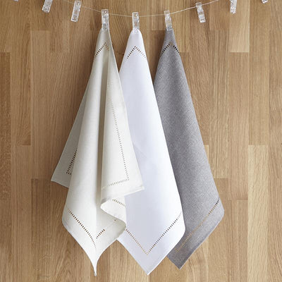 Harman Linen Look Cloth Napkin