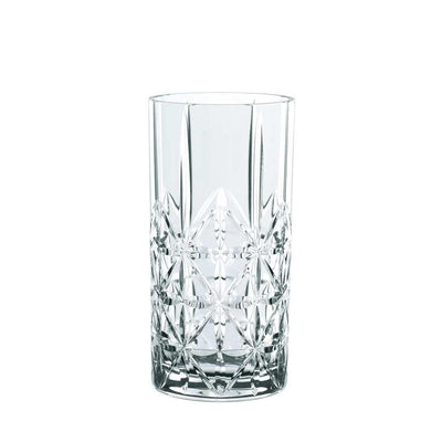 Nachtmann Highland Long Drink Glass Set of 4
