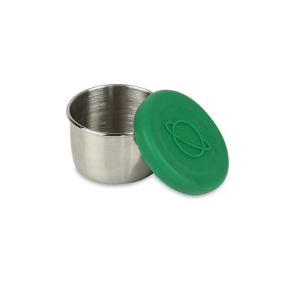 PlanetBox Stainless Steel Little Dipper Container with Sililid