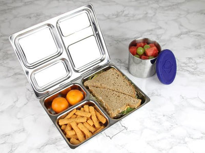 PlanetBox Silo 2.4-Cup Snack Container