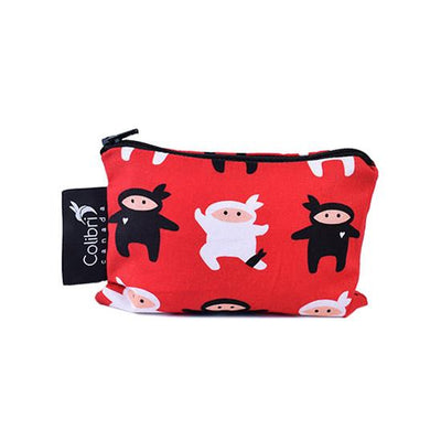 Colibri Reusable Ninja Snack Bag, Small