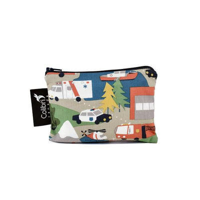 Colibri Mountain Resort Reusable Snack Bag, Small