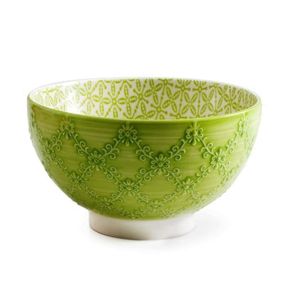 Green, Bia Trellis Bowl