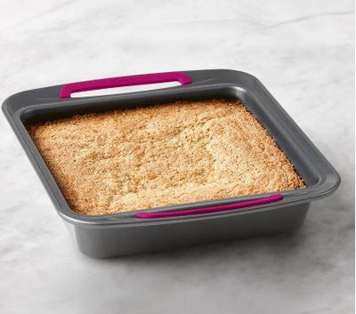 Trudeau Metal Square Cake Pan