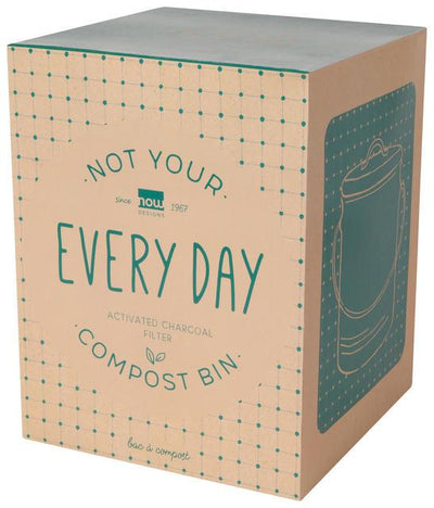 Now Designs Vintage Compost Bin