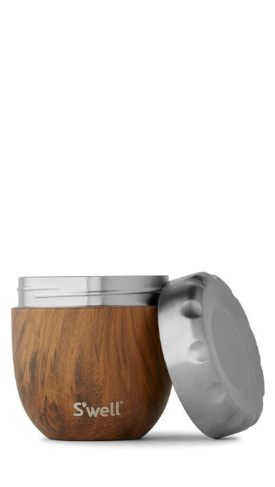 S'well 16oz Teakwood Eats Food Container
