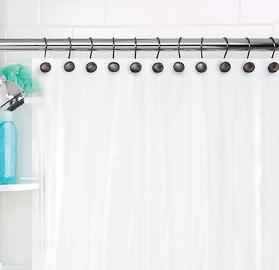Moda at Home EVA 7.2 Gauge Shower Liner