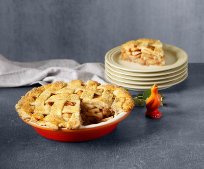 Le Creuset Stoneware Pie Bird Black