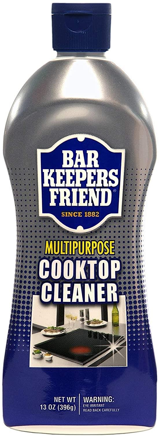 Bar Keepers Friend Multipurpose Cooktop Cleaner, 13oz