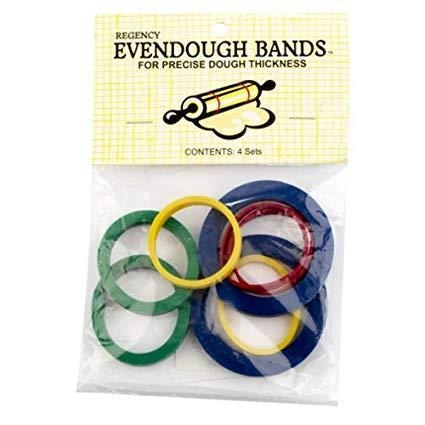 Regency Evendough Bands 4-Pair