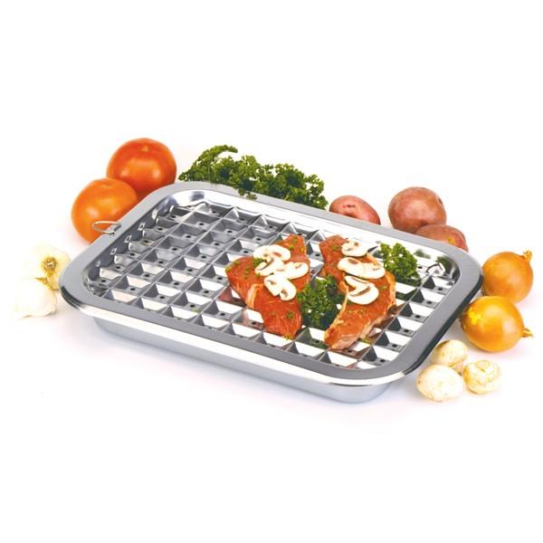 Norpro Stainless Steel Broiling Pan