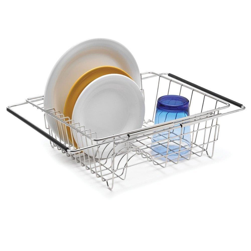 Polder Stainless-Steel Sink Dish Rack