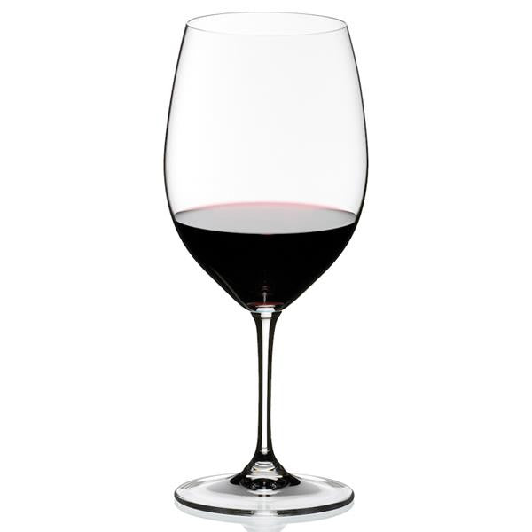 riedel cabernet sauvignon merlot bordeaux wine glass set