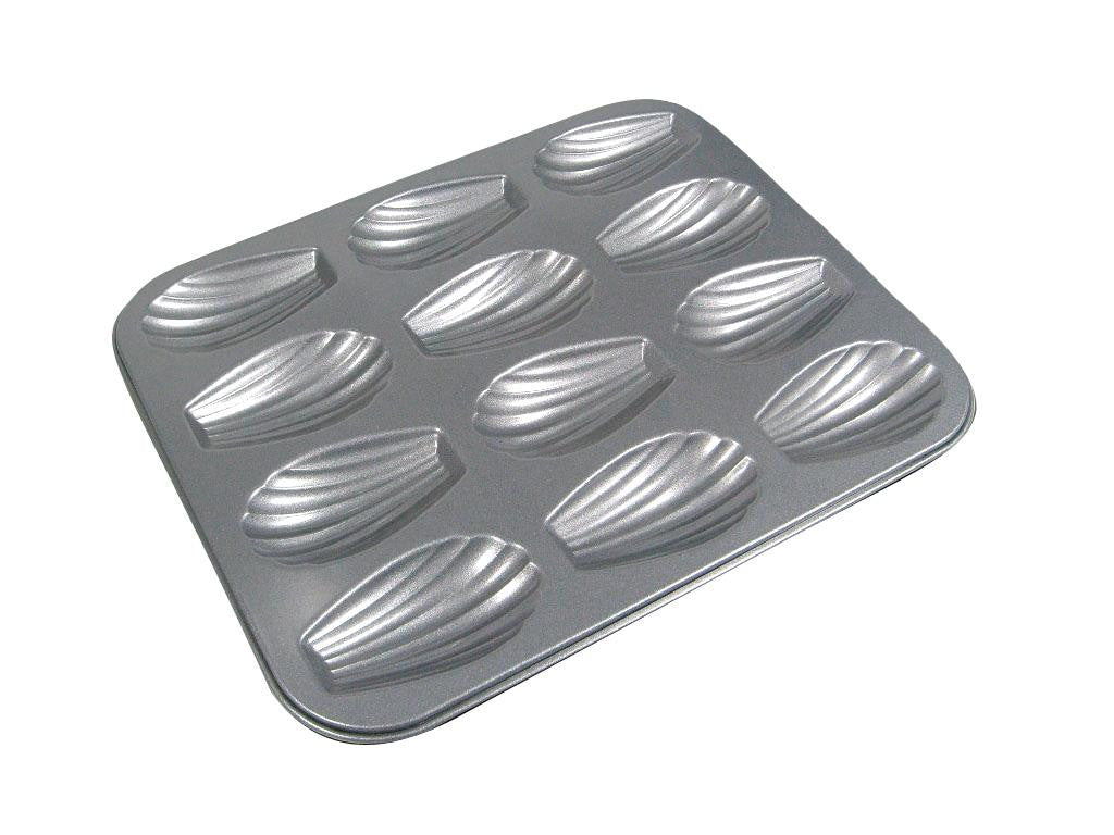 La Patisserie Nonstick Madeleine Sheet