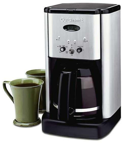 cuisinart DCC-1200C brew central programmable coffeemaker
