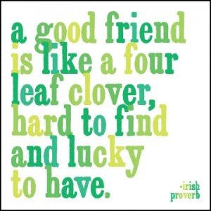 Quoteables A Good Friend Is Like ... Quotable Card