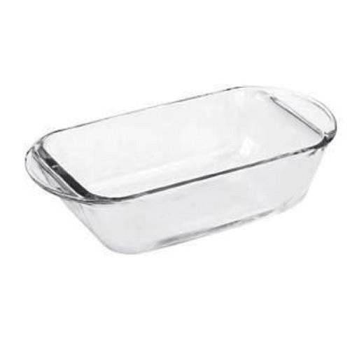 Anchor Hocking Glass Loaf Dish, 1.5 Quart