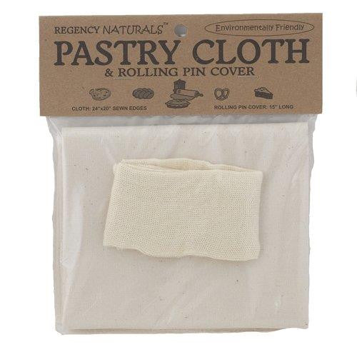 Regency Natural Pastry Cloth